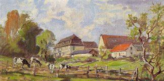 Hof zu Hausen Eisenbach Taunus